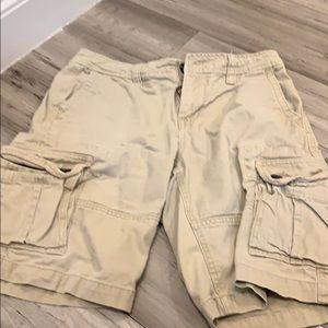 Men's cargo shorts size 28